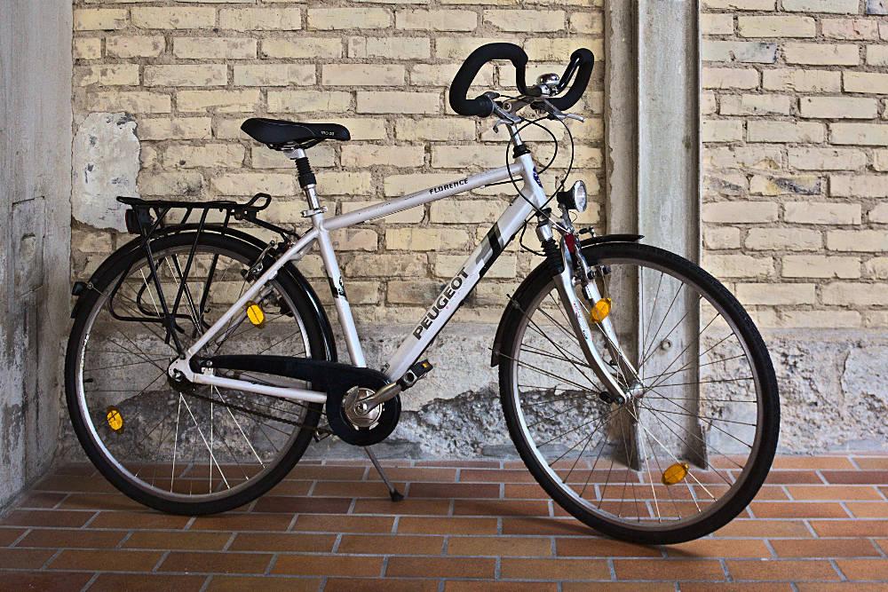 florence bike peugeot