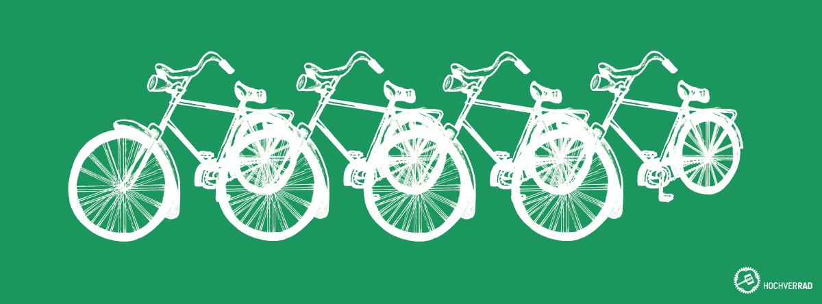 Gebrauchträder aus Karlsruhe HOCHVERRAD